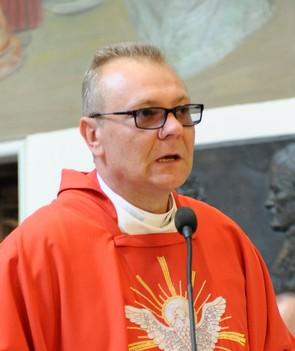 mówi proboszcz ksiądz kanonik Dariusz Moczulewski. - Chciałem ożywić kult świętego męczennika, szczególnie, że nasza parafia jest jedyną ... - proboszcz1